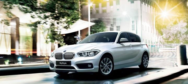 コンパクトなハッチバック、BMW1シリーズの創立100周年記念限定モデル「118i セレブレーションエディション マイスタイル」を発売。