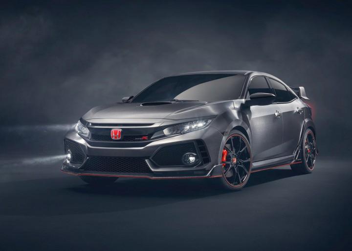ホンダ、10代目新型「シビックTypeR」は限定車ではなくカタログモデルになる予定。