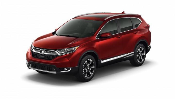 ホンダ、新型SUV「CR-V」を発表。北米で今冬発売予定。日本への導入は。