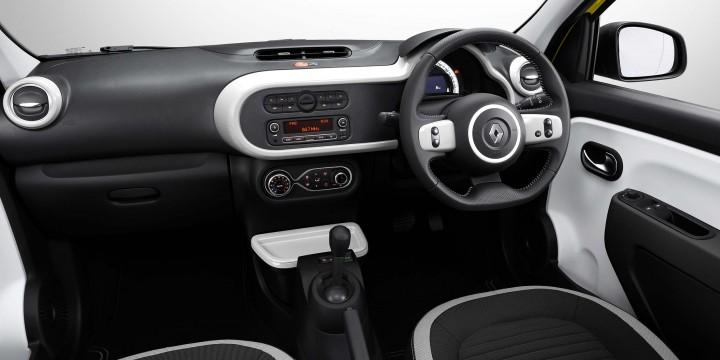 ルノー、新型4ドアハッチバックコンパクトカー「トゥインゴ」を発売開始。キュートなフランス車の魅力とは。