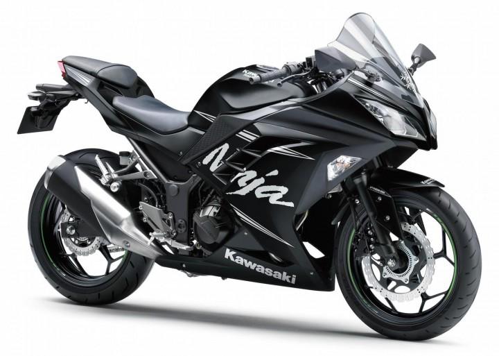 カワサキ、「Ninja250 ABS KRT ウインターテストエディション」を限定600台で発売。「Ninja250」初のラジアルタイヤ装着モデル。