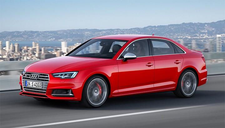 アウディ、フルモデルチェンジした「S4セダン」「S4アバント」を10月25日より受注開始。