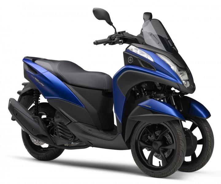 「トリシティ155」も発売間近。ヤマハの3輪スクーター「トリシティ125」とはどんなスクーターなのか。
