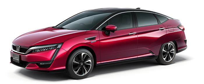 脅威の航続距離を誇るホンダの新型燃料電池車「CLARITY FUEL CELL(クラリティ フューエル セル)」とは。