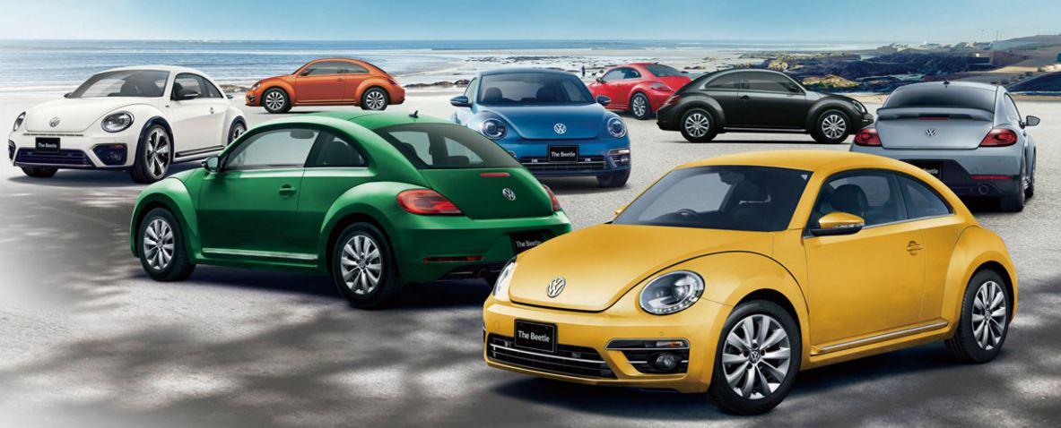 フォルクスワーゲン、1.4Lターボエンジン搭載の「The Beetle R-Line(ザ・ビートル アールライン)」を11月9日より発売。