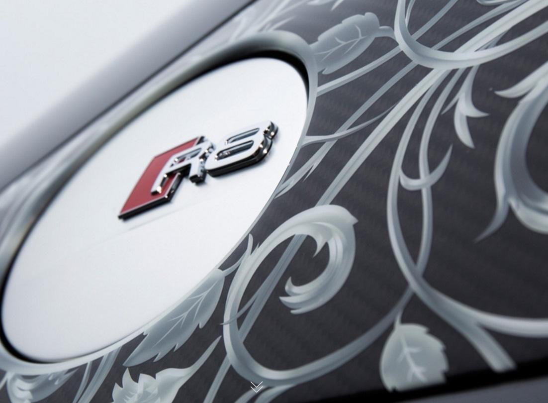 アウディ、新作RPG「ファイナルファンタジーXV」とコラボした「The Audi R8 Star of Lucis」を発売。【1台限定】で価格は?