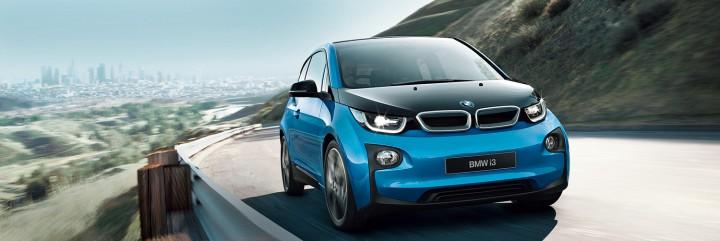 BMWが2016年10月から発売を開始した新型EV「i3」はどう変わったのか。