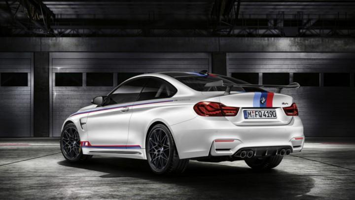 BMW、ドイツツーリングカー選手権(DTM)チャンピオン記念限定車「M4 DTMチャンピオンエディション」を全世界200台限定発売。
