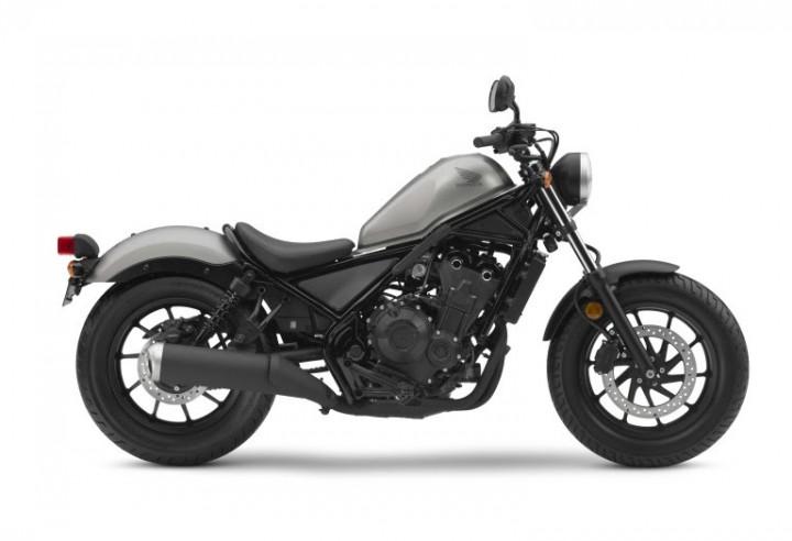 ホンダ、アメリカンクルーザーモデルの新型レブル「Rebel500」「Rebel300」を発表。日本国内販売は?