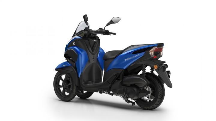 ヤマハ、3輪スクーター「トリシティ 155 ABS」を2017年から発売開始。高速も乗れる155ccエンジン搭載のLMW第2弾。