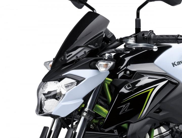 カワサキ、Zシリーズのニューモデル「Z650」は2017年春に日本国内モデルを発売予定。
